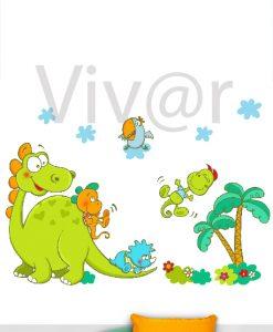 Vinilo Decorativo Dino